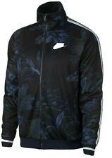 NEW Nike NSW Tropicano Track Jacket - Mens Obsidian/Black Size Medium AR1611-010