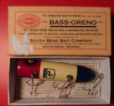 RARE B.A.S.S. Collector's Edition Bass-Oreno Red-White-Blue
