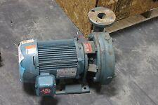 Aurora Pump electric motor 5 hp 166 Gpm 208-230/460V