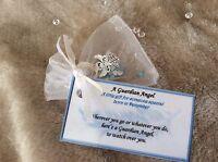 Guardian Angel gemstone birthstone gift keepsake birthday gift present card
