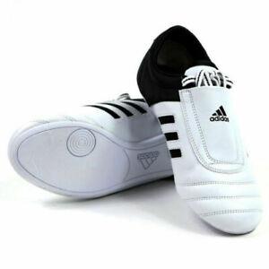 adidas Martial Arts Trainers Adi-Kick I Karate Taekwondo Shoes Training White