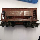 Vintage HO Scale Southern Pacific 1408 Ore Car