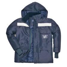 Abrigos y chaquetas de hombre Portwest color principal azul