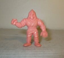 "80's M.U.S.C.L.E. Men Kinnikuman Flesh Color 2"" The Ninja D Figure #228 Mattel"