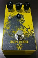 Walrus Audio Iron Horse Distortion Effects Pedal