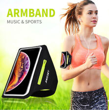 [new upgraded] Universal Running Sports Phone Case Arm Band With Side Pocket