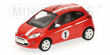 Ford Ka 2009 Red Minichamps 1:43 400088201 Miniature
