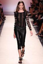 Isabel Marant black Quena top size 40, AUS 8-10