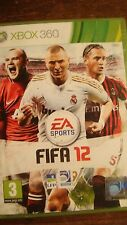 XBOX 360 Fifa 12 jeux video