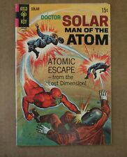 Gold Key Doctor Solar Man of the Atom Comic Book 10000-901 January