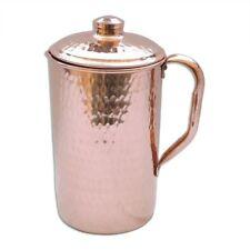 Copper Jug Pitcher for water storage Ayurveda health benefit