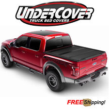 Undercover ArmorFlex Hard Folding Bed Cover For 07-18 Tundra 6.5' Bed W Rail Sys