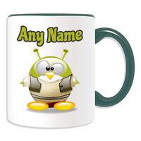 Personalised Gift Shrek Mug Money Box Cup Funny Novelty Penguin Cartoon Anime