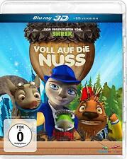 Voll auf die Nuss  3D Blu-ray/NEU/OVP