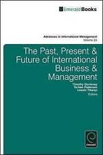 The Past, Present and Future of International Business and Management-ExLibrary