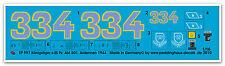 1/16 RE TIGRE 3 comp. S. pz. Abt 501 Ardenne 44 997