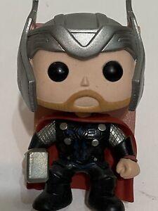 Funko Pop Bobblehead Vinyl Figure Original Thor 01 Marvel Avengers Vaulted OOB