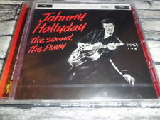 JOHNNY HALLYDAY  THE SOUND  THE FURY  CD  IMPORT / 20 TITRES   RARE