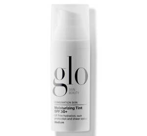 Glo Skin Beauty Moisturizing Tint SPF 30+ MEDIUM  sunscreen 1.7 oz  EXP 7/2022