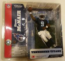 McFarlane Sportspicks NFL 8 STEVE McNAIR action figure-Tennessee Titans-NIB