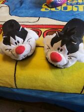 Looney Tunes Sylvester Slippers Faux Fur