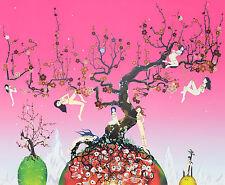 "Chiho Aoshima ""Japanese Apricot 3"" 2008 Signed Kaikai Kiki Takashi Murakami"