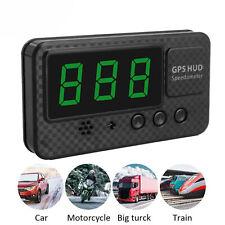 GPS Head Up Display Tacho Kilometerzähler Auto Digitale Geschwindigkeitsanzeige