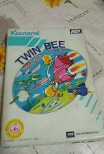 TWIN BEE KONAMI MSX