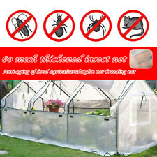 60Mesh Greenhouse Anti Insect Pest Fly Net Garden Plant Protection Cover Netting