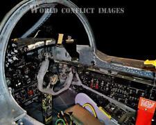 USAF Martin B-57B Canberra Bomber Front Cockpit #1 8x10 Color Photo