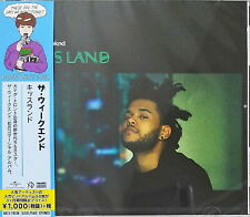 WEEKND-KISS LAND-JAPAN CD BONUS TRACK Ltd/Ed B63