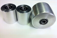 Belt Grinder wheel 2x72 set for knife grinders