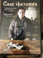 Case Histories DVD 2-Disc Set Based on the Jackson Brodie novel by Kate Atkinson