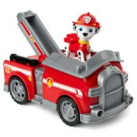 New Paw Patrol Marshall's Fire Engine Pup & Vehicle Figure Spin Master