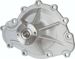 Pontiac Mechanical Water Pump, High Volume Aluminum 455 400 - CVF Racing