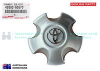 GENUINE Toyota LandCruiser 100 Series HDJ100 Wheel Rim Covers Center Hub Cap