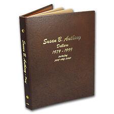 Susan B. Anthony Dollar 18-Coin Set (Dansco Album)