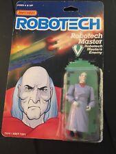 "Vintage Robotech Master 3.75"" Figure Carded B"