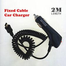 Car Charger for Navman TomTom Garmin nuvi GPS Tablet PC Motorola V3 Mini USB