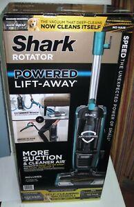 NEW Shark Rotator ZU620 Powered Lift-Away Speed Upright Zero-M Vacuum Cleaner
