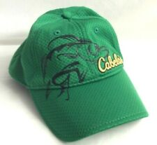 b40fb068a Cabela's Baseball Cap Green Hats for Men for sale | eBay
