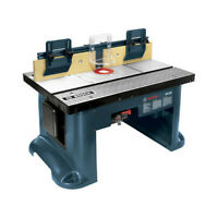 Bosch RA1181 Benchtop Router Table with Dust Collection Port for Hoses New
