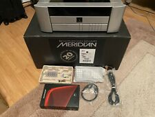 Meridian 808.3 Signature-Reference Cd Player