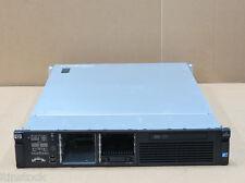 HP ProLiant DL380 G6 QUAD-CORE XEON L5520 2.26Ghz 6 GB P410 server rack da 512 MB 2U