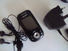 RARE Ricino Lettore MP3 Musica Cellulare Sbloccato + CARICABATTERIE