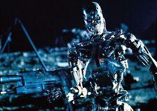 The Terminator Robot Awesome Gun POSTER