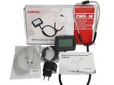 CONTEC Multi-function electronic stethoscope+ ECG + spo2 probe Pulse Rate CMS-M