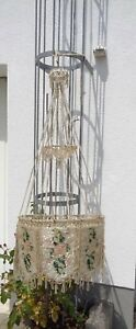 Ca. 120 Jahre alte Deckenlampe Hängelampe Glas
