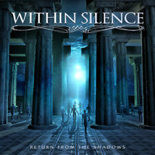 Within Silence - Return From The Shadows [New CD]