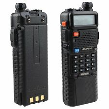 Handheld Radio Scanner 2-Way Upgrade Digital Transceiver Police HAM VHF Antenna
